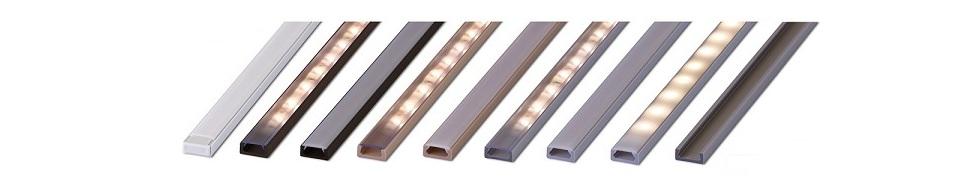 Profile oraz taśmy LED