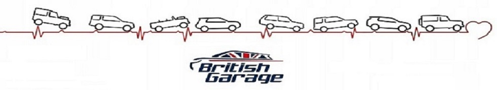 BRITISH GARAGE Sp. z o.o.