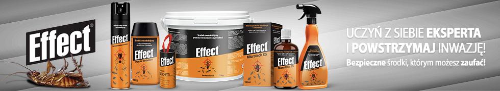 Środki owadobójcze EFFECT