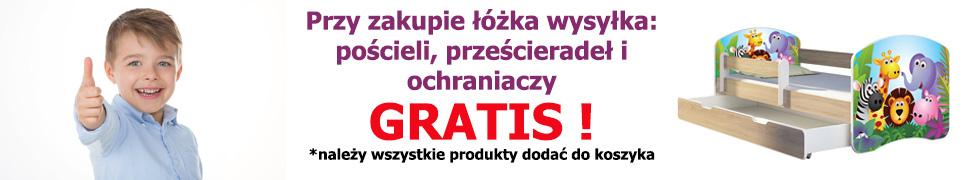 Wysyła pościeli - GRATIS