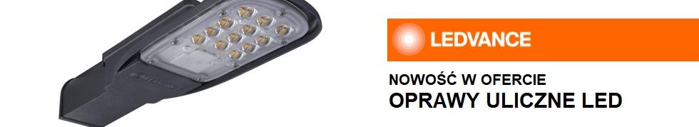 OSRAM Oprawy uliczne LED