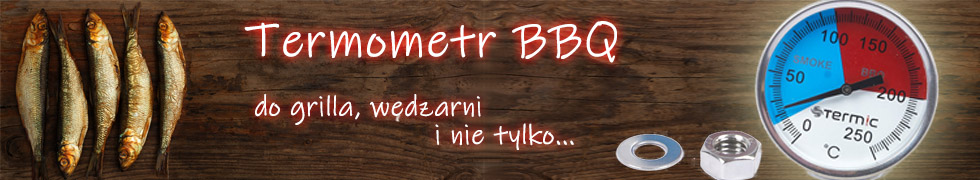 Termometr BBQ