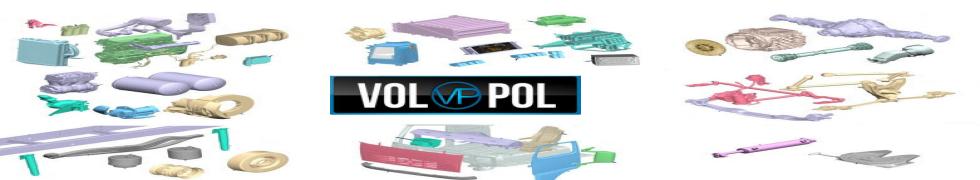 VOLPOL części Volvo FH