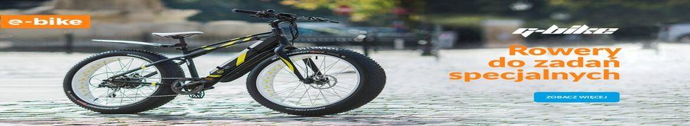 Duży wybór e-rowerów