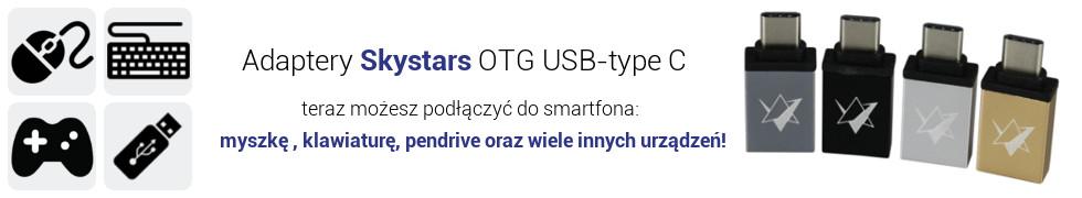 Adaptery OTG