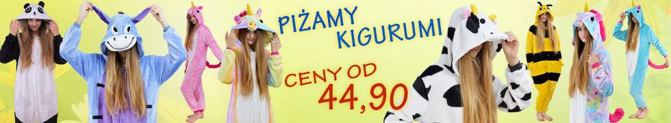 Piżamy Kigurumi