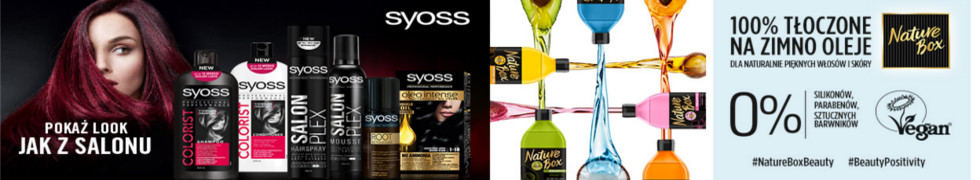Syoss & Nature Box