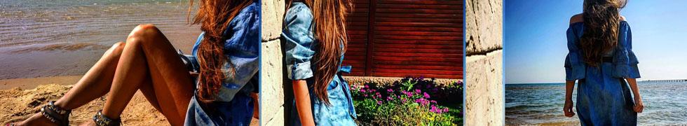 Sukienka Hiszpanka Jeans