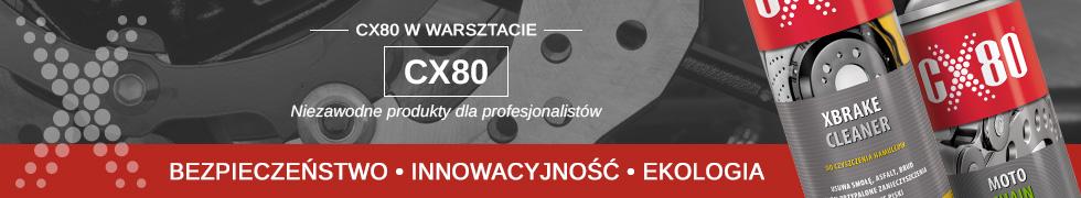 CX80 W WARSZTACIE