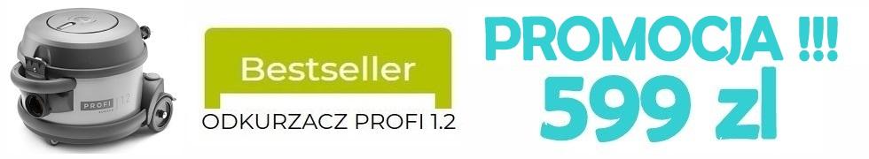ODKURZACZ PROFI 1.2