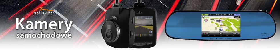 Kamery samochodowe