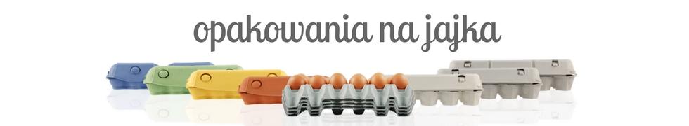 Opakowania na jajka