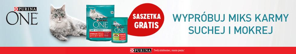 Purina One + GRATIS