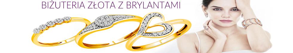Biżuteria z Brylantami