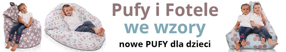 NEW! PUFY I FOTELE