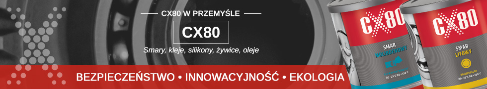CX80 W PRZEMYŚLE