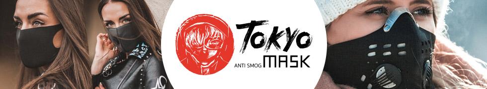 Maski Tokyo Mask