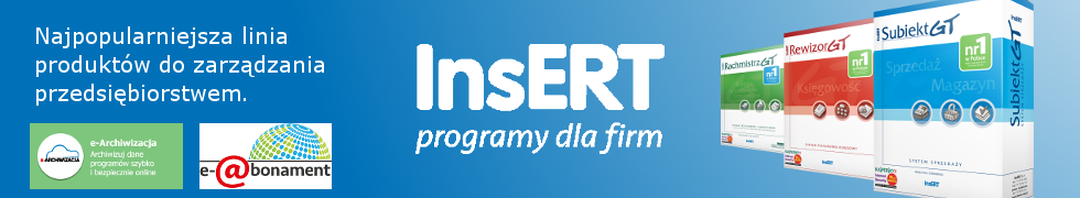 InsERT- programy dla firm