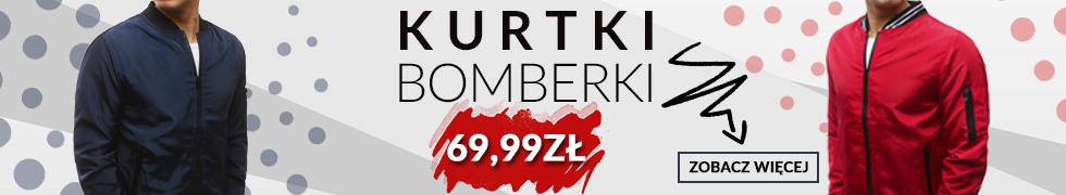 Kurtki bomber 69,99 zł