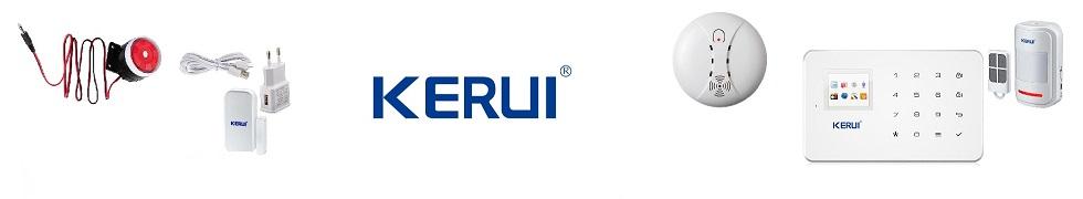 KERUI - Systemy alarmowe