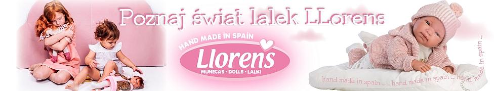 Poznaj lalki Llorens!