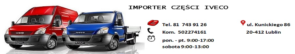 Importer części Iveco