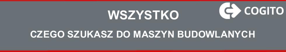 CZĘŚCI DO MASZYN
