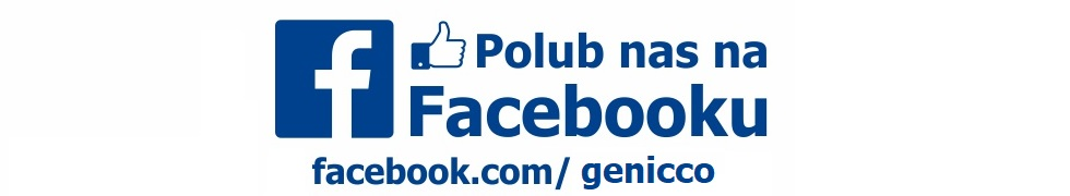 Polub Nas fb.com/genicco