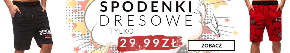 Spodenki dresowe 29,99 zł