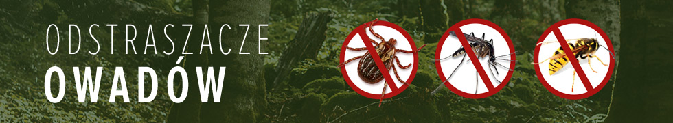 Odstraszacze owadów