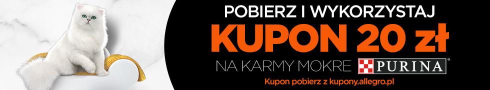 KUPON 20 zł