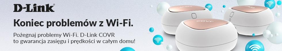 D-Link - WiFi COVR MESH