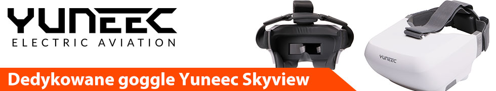 Dedykowane goggle Yuneec Skyview