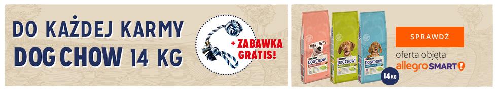 Dog Chow + Zabawka