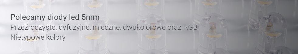 Diody led 5mm