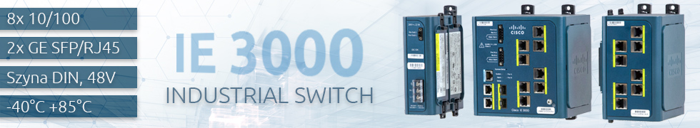 Switche IE 3000 DIN