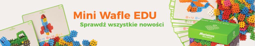 Mini Wafle - Nowości !