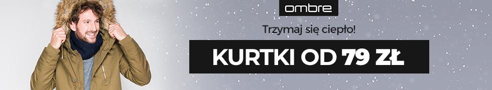 Kurtki na zimę od 79 zł